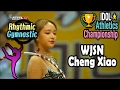 [Idol Star Athletics Championship] CHENG XIAO W/ HOOP LOSING SCORE 20170130