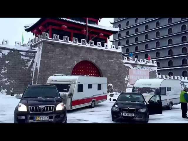 Nordkapp Vintertur 2015 - Video 7 Dragon City
