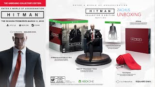 Hitman Game Collector's Edition