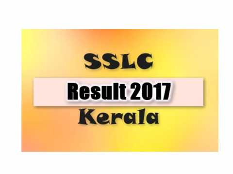 Check SSLC Result Kerala 2017