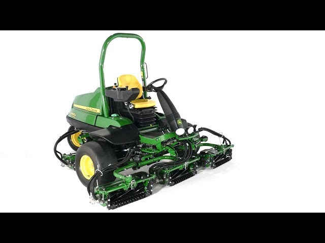 John Deere - Tondeuses de fairways - 6700A