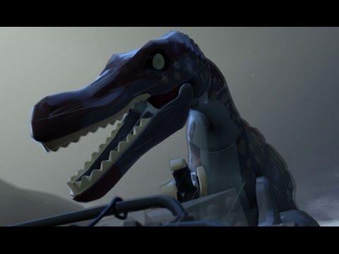 LEGO Jurassic World Walkthrough Part 15: Jurassic Park III (Jurassic Park 3 Finale)