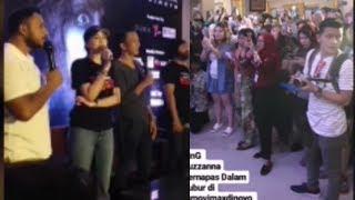 Meet & Greet Luna Maya Di Film Terbarunya Suzana Di Malang, Rame loh !