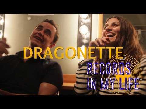 Dragonette Interview 2016 on Records In My Life