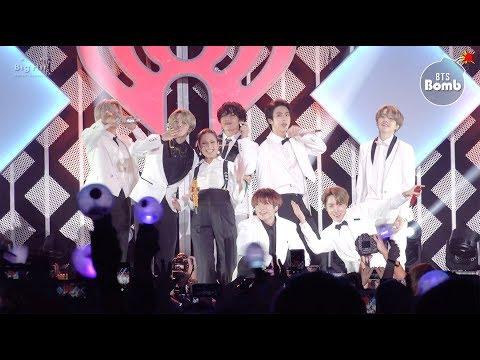 [BANGTAN BOMB] '작은 것들을 위한 시 (Boy With Luv) feat. Halsey' Special Stage @iHR Jingle Ball - BTS(방탄소년단)