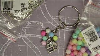 DIY: Anhänger Haus mit Ballons von Doreenbeads selber machen - basteln (Einkauf Haul)