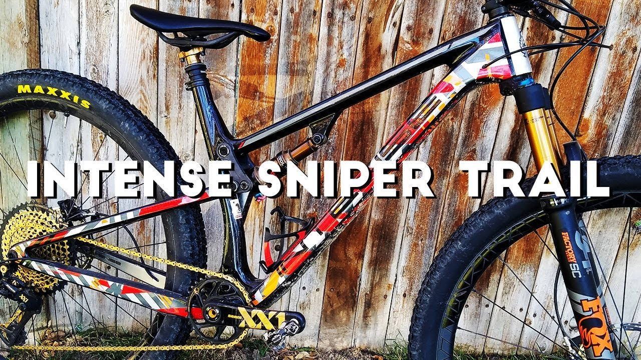 2019 Intense Sniper Trail Test Ride & Review