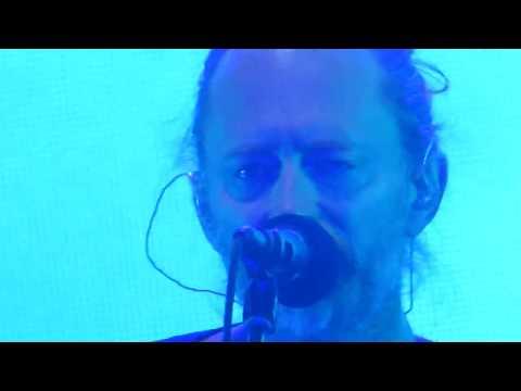 Radiohead The Bends Live TRNSMT Festival Glasgow Green Scotland July 7 2017