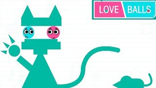 Love Balls - Gameplay walkthrough Part 13 - Level 325 - 338 and Daily Challenge ( iOS , Android )