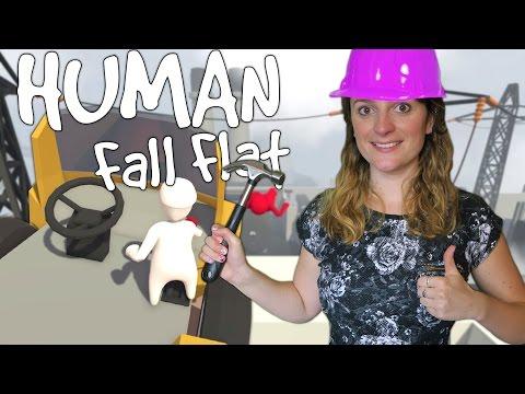 KIM CHEF DE CHANTIER | HUMAN FALL FLAT COOP FIN ? FR