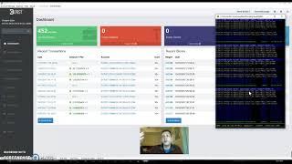Burstcoin mining noob!, I love it!