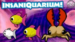 Poor Little Guppies! - Insaniquarium Deluxe Gameplay - Episode 3