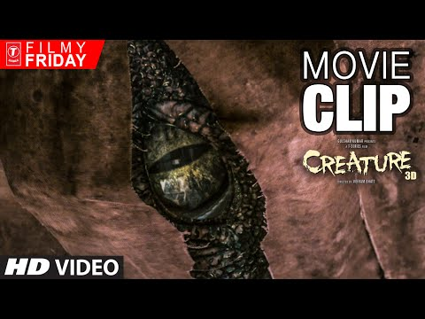 Ferocious EYE | Creature 3D Movie Clips | Filmy Friday | T-Series