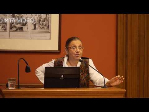 MTA videó: Az ökológia elmélete darwini alapokon– 2017. február 09.