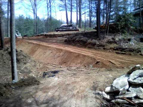 Mountain Road Building