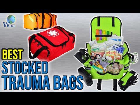 Best Stocked Trauma Bags