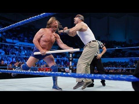 """Hacksaw"" Jim Duggan vs. Hunico: SmackDown - April 10, 2012"
