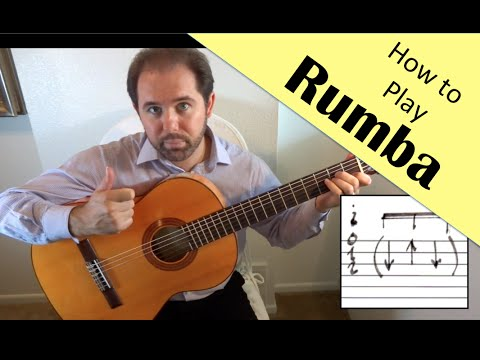 How to Play Rumba on the Flamenco Guitar w/ Ben Stubbs and TakeLessons.com