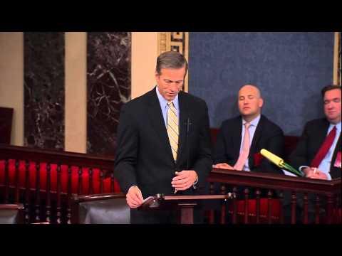 Thune on Senate Floor on Charitable Giving