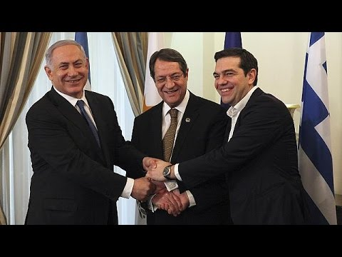 Cyprus, Israel and Greece talk regional issues