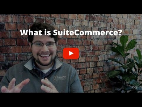 What is NetSuite SuiteCommerce Advanced (SCA)?