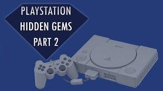 PlayStation 1 Hidden Gems Part 2
