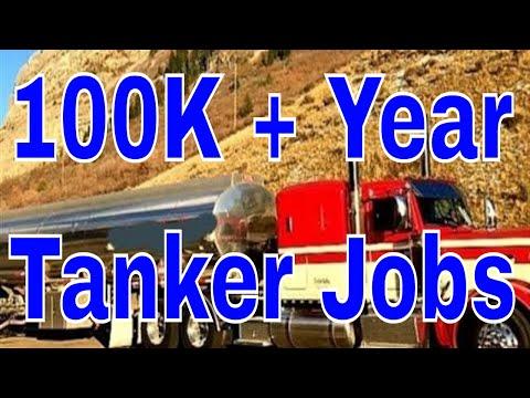 100K+ Year   2 Tanker Driver Jobs   Nevada Mines   Red Viking  Werewolf  Pilot Thomas Logistics