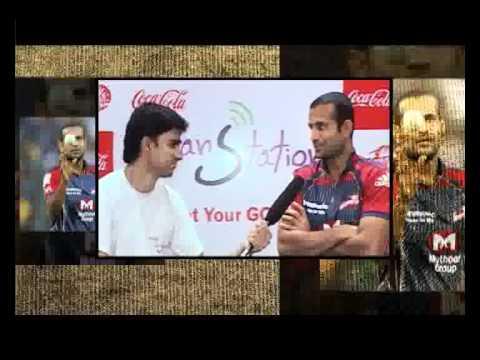 Irfan Pathan On Yusuf Pathan