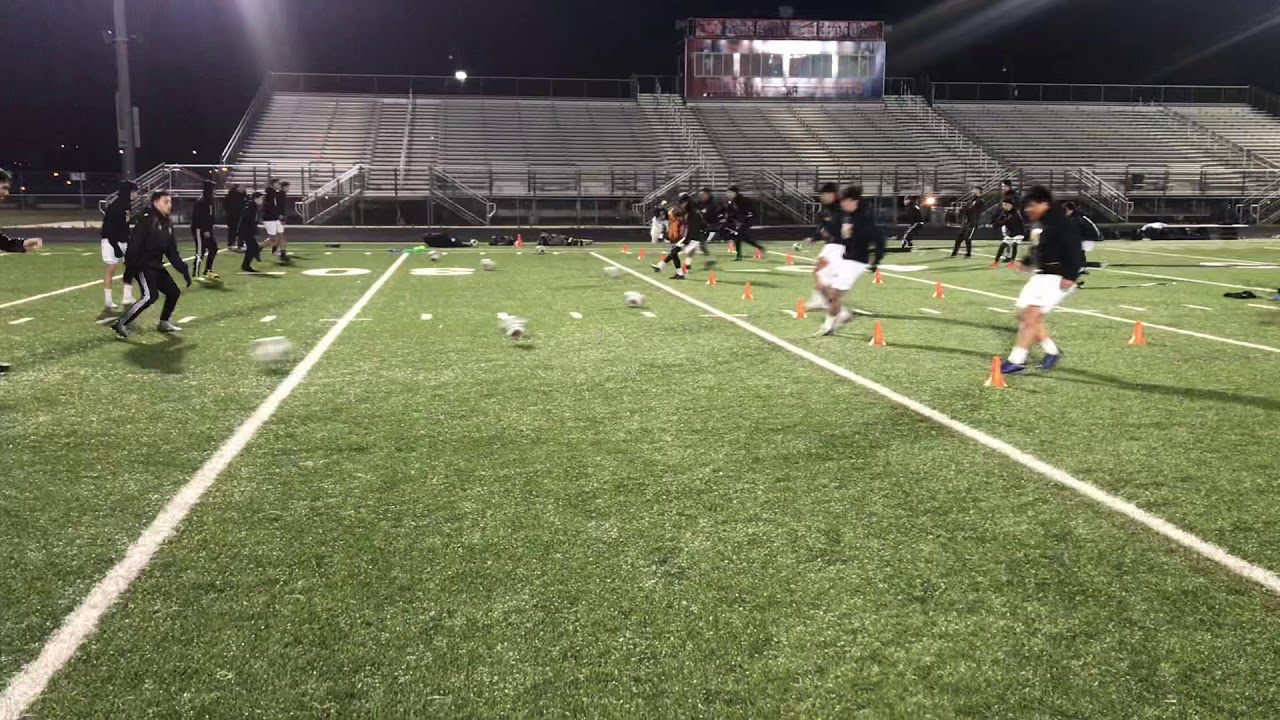 how to improve agility in soccer