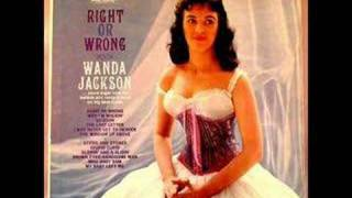 Watch Wanda Jackson Right Or Wrong video