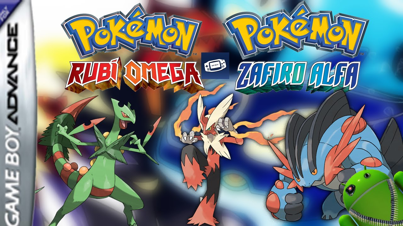 pokemon omega ruby gba rom download for android