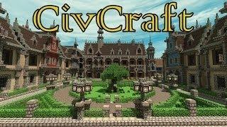 CivCraft гайд #4 Дробилка