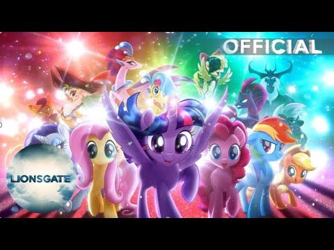 My Little Pony: The Movie (2017) Official Trailer – In Cinemas October 20