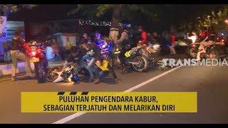 Pelaku Balap Liar TUNGGANG LANGGANG Disergap Resmob Surapati | THE POLICE (09/03/20) Part 1