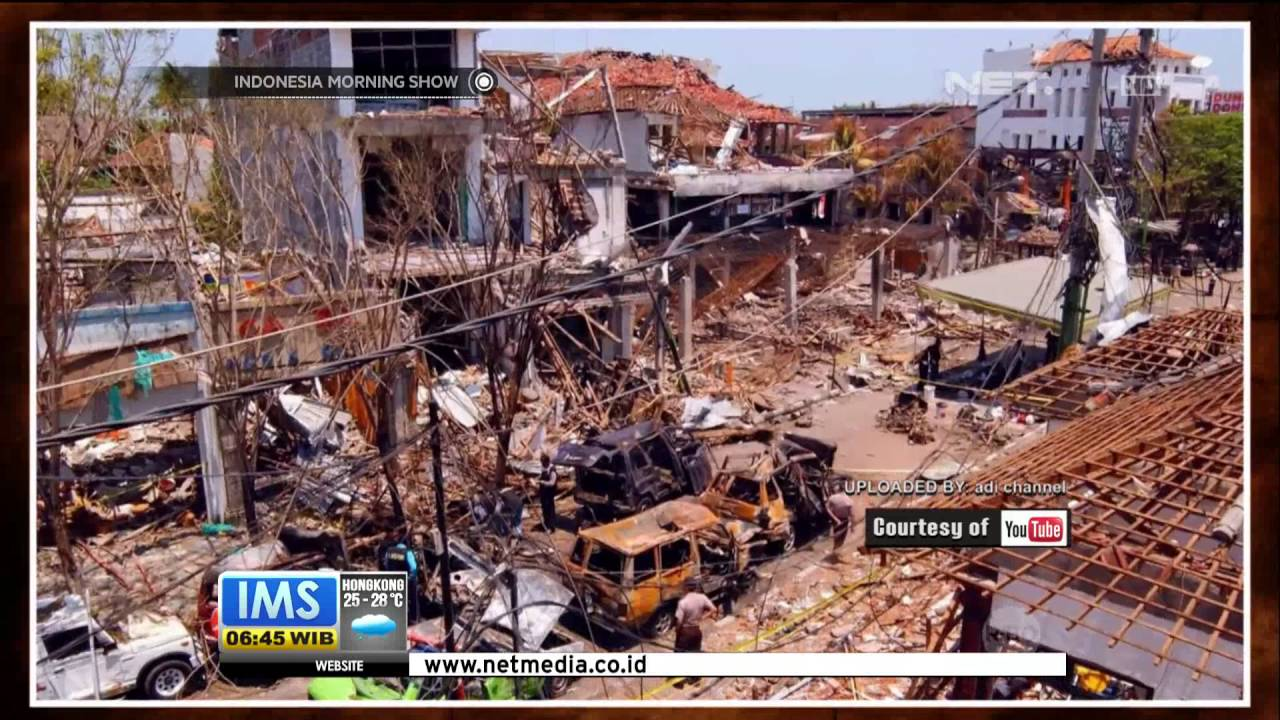 Todays History  Teror Bom Bali I