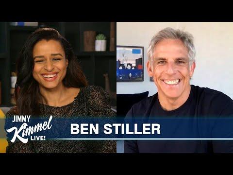 Guest Host Sarah Cooper Teaches Ben Stiller How to TikTok