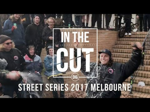 'In The Cut' - Street Series 2017 - Melbourne