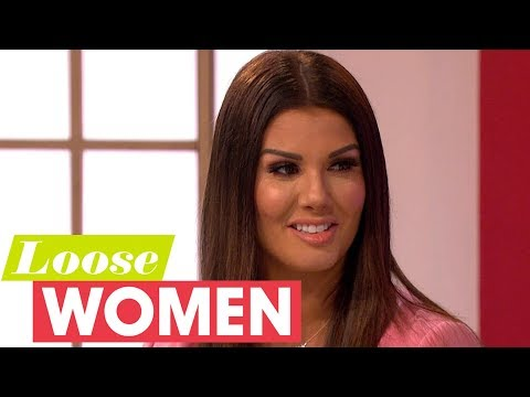 Rebekah Vardy Talks Going Under the Knife Again and Supporting Alfie Evans' Family | Loose Women thumbnail