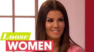 Rebekah Vardy Talks Going Under the Knife Again and Supporting Alfie Evans' Family | Loose Women