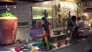 Best Turkish Doner Kebab  in Europa , Beykebab , Stuttgart , Germany - omurduztas
