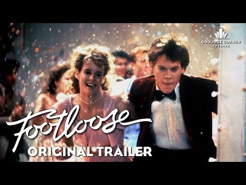 Footloose (1984) | Original Trailer [HD] | Coolidge Corner Theatre