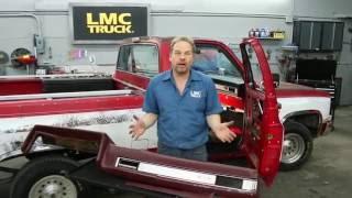 LMC Truck: Chevy/GMC Dash Installation with Kevin Tetz