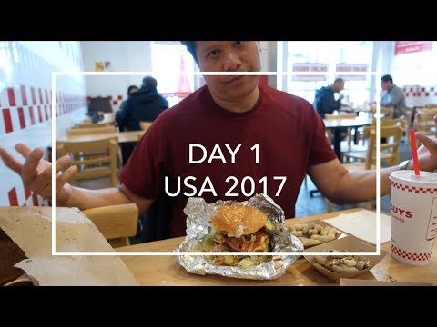 Settling In   Boston, MA   Day 1 USA 2017