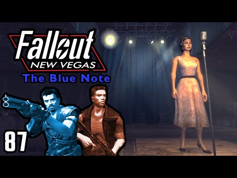 Fallout New Vegas - The Blue Note