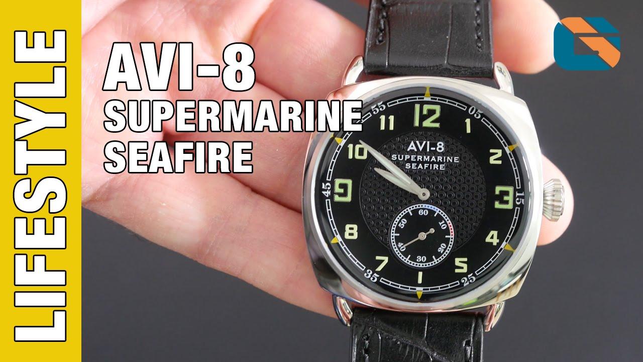 AVI-8 Supermarine Seafire Watc...