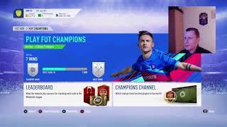 FUT CHAMPIONS WEEKEND LEAGUE #22 p1 (FIFA 19) (LIVE STREAM)