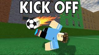 Stupid Glitch l Roblox:Kick Off Beta