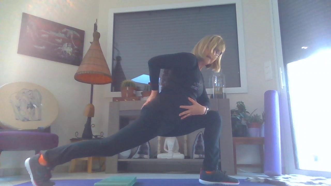 [Sport Santé Chez Soi] Séance n°2 : Séance de stretching pour se détendre