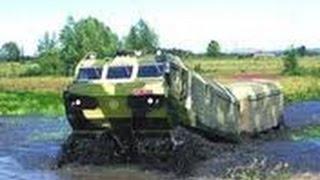 Супер Всюдихід ДТ-30П ''Витязь''