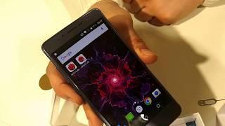 Nomi i5050 evoz x2 , бюджетный смартфон котрый никто не ищет